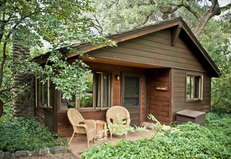 Ordinaire ... Briar Patch Inn Cabin