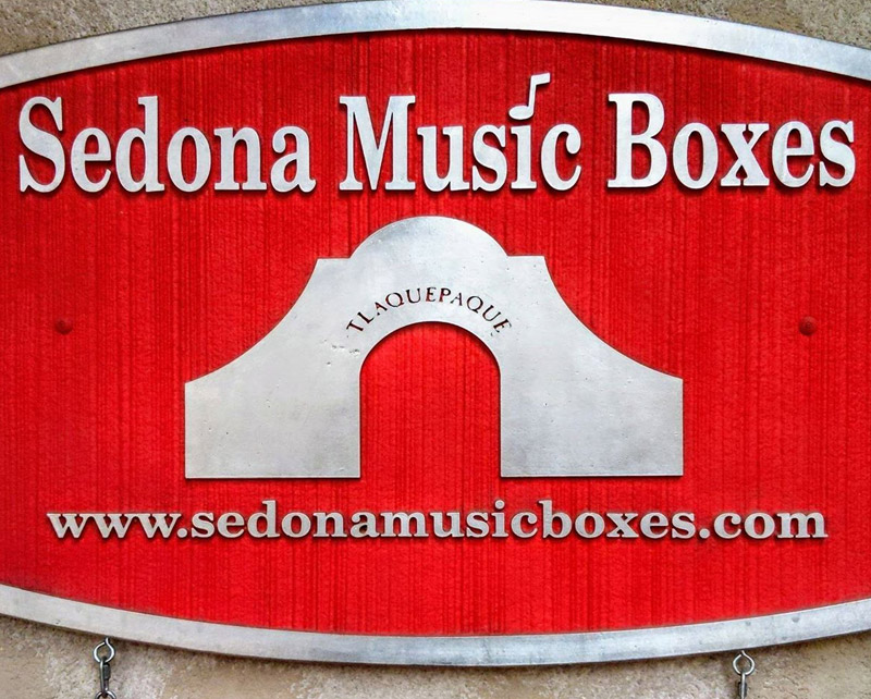 Sedona Music Boxes