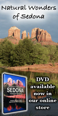 Natural Wonders of Sedona DVD promo