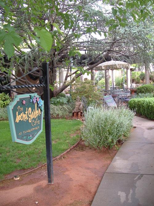 Secret Garden Cafe Sedona Arizona Garden Ftempo