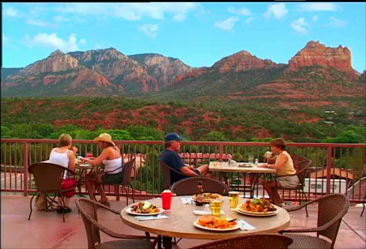 Sedona Restaurants On Tv